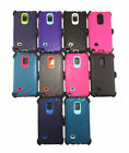 New Defender case for Samsung Galaxy Note 4 w / belt clip&Screen Protector