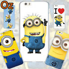 Minions Cover for Sony Xperia Z3 Compact, Quality Painted Case WeirdLand