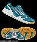 New Adidas Feather Elite Shoes Indoor Sports Trainers Womens UK size 6.5 7 7.5