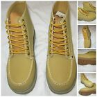 NWT Men Northwest Territory Boots Color Wheat Size (7.5)( 8)(9.5)(10)
