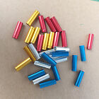 10pc 4mm Bicycle Alloy Shift Cables Ends Ferrules Shift Seald Caps Rings