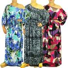 NWT Plus L/XL/2XL 14 16 18 NEW 3/4 Sleeve Party Off/One-Shoulder Maxi Long Dress