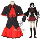 BLOOD-C The Last Dark Kisaragi Saya School Uniform Cosplay Costume Full Set