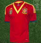 Spain Home Shirt - Official Adidas Football Shirt - Mens - All Sizes