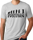 Golf Evolution Funny T-shirt Golfer Humor Tee