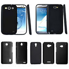 FOR HUAWEI black TPU Silicone Gel mobile Phone Case Soft Skin cover
