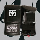 MOOTO MMA TG1 Bag Gloves Sparring Boxing Gloves Black/Blue/Pink Punching Gloves