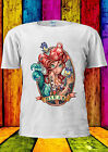 Disney Princess Ariel Little Mermaid T-shirt Vest Tank Top Men Women Unisex 137