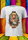 Disney Princess Alice's in Wonderland T-shirt Vest Tank Top Men Women Unisex 139