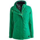 Joules Womens Weatherall 3 in 1 Jacket Bright Green - bnwt