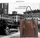 New Arrival Haagendess Men's Fashion Genuine Leather Brifcase Bag