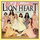 GIRLS' GENERATION SNSD - Lion Heart (5th Album) [CD + Poster + Gift]