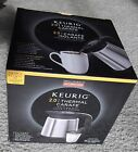 NEW KEURIG 2.0 STAINLESS STEEL THERMAL CARAFE. FREE SHIPPING.