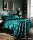 Duvet Cover Pillow Cases Bed Spread  Filled Cushion Bedding Set .5 PCS