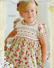 Pretty Originals Smocked Dress & Headband style BD01603 Age 2-5 years New Season