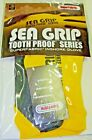 AFW SEA GRIP SUPER FABRIC INSHORE GLOVE - YELLOW - TOOTH PROOF