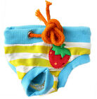 Hot Dog cotton tighten strap sanitary Physiological Pants Pet Underwear Diapers