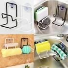 Tidy Organizer Rack Kitchen Tool Bathroom Sink Caddy Storage Holder Suction Cup