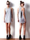 Womens Loose Summer Dresses Ladies Sundress Sleeveless Tee Casual Party Dress