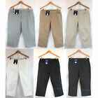 NWT Bandolino Women Maureen Stretchy Classic Capri Length Pants 6 Colors sz 4-18
