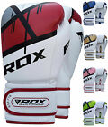RDX Boxing Gloves MMA Muay Thai Kickboxing Punching Training UFC Cage Fighting