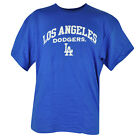 MLB Los Angeles Dodgers Tshirt Cup Mug Mens Set Blue Baseball Cotton Shirt Tee on Ebay