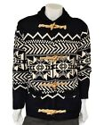 Mens 'Tokyo Laundry' Toggle Button Shawl Neck Knitted Naby Cardigan Jumper