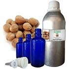 NUTMEG ESSENTIAL OIL 100% Pure Therapeutic Undiluted 5 ml to 250 ml