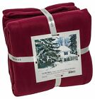 Blankets Throws - LUXURIA Micro Plush Blanket King Queen Full Twin 6 Colors