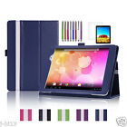 """Folio Leather Case Cover+Gift For 8"""" Le Pan Mini TC802A Tablet DZD"""