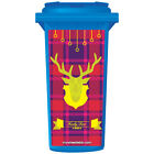FUNKY DEER WHEELIE BIN STICKER PANEL