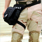 Molle Tactical Utility SWAT fanny sporting Bag hunting Waist Cycling Bag purse