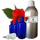 HIBISCUS 100% Pure Natural Oil Grade Undiluted 5 ml to 250 ml