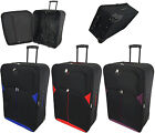 "Large Strong 29"" Lightweight Travel Wheeled Trolley Luggage Suitcase Bag Case"