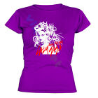 Camiseta Born this Way Lady Gaga Tallas XXL- XL- L- M S Size T-Shirt Mujer