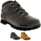 Mens Timberland Euro Sprint Hiker Winter Snow Hiking Walking Ankle Boots UK 7-12