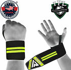 RDX Weight Lifting Wrist Wraps Gym Training Support Wrap Grip Crossfit Straps OG