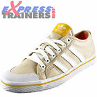 Adidas Originals Womens Honey Stripes Low Casual Plimsoll Trainers *AUTHENTIC*