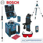 BOSCH GRL 300 HV Rotationslaser Messtechnik 0601061501 061599405U 061599403Y
