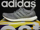 NEW ADIDAS Ultra Boost Men's Running Shoes - Grey/Silver;  S77510