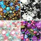 400+ Beads Mix Charms Spacers Jewellery Making Craft Glass Acrylic Resin Wood