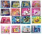 Barbie Spiderman Thomas Kitty Peppa Pig Dora Angry Birdswatch & wallet Gift Set