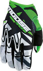 MOOSE Racing MX Motocross Offroad 2016 MX1 Gloves (Green) Choose Size