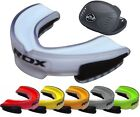 RDX Mouth Guard Sports Teeth Gum Shield Case Protector Mouthguards MMA Boxing