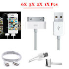 100% Genuine Charging Cable Charger for Apple iPhone 4 4S 3GS iPod iPad2&1 NEW!!