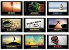 9x Poster Motivational Celebrity Famous Sayings Quotes Inspirational Success