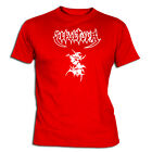 Camiseta Sepultura XXL- XL- L- M- S Sizes Thrash Metal T-Shirt Tee Music
