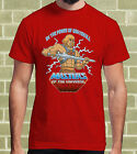 HE-MAN AND THE MASTERS OF THE UNIVERSE CARTOON 80 T-SHIRT PER UOMO E BAMBINO