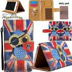 For Various Nokia Lumia SmartPhones - Leather Wallet Card Stand Flip Case Cover