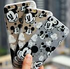 for iPhone 5S / 6S /6+ Plus - MICKEY MOUSE Clear Soft TPU Rubber Skin Case Cover